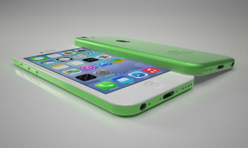 Apple iPhone 5C Update: Images of Pill-Shaped Volume Button Surfaces
