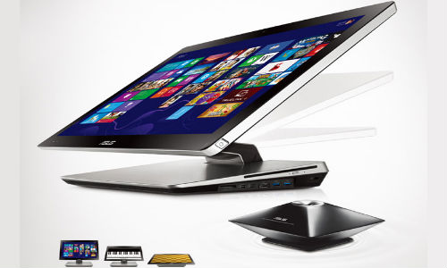Asus Announces ET2301 AiO PC with Fold-Flat 23-inch Display