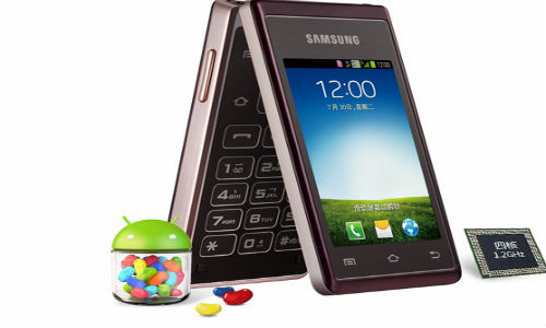 Samsung W789: Android Powered Clamshell Smartphone Now Official