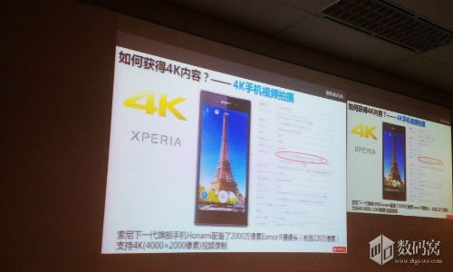 Sony Honami i1 To Have 4K Video Recording Facility