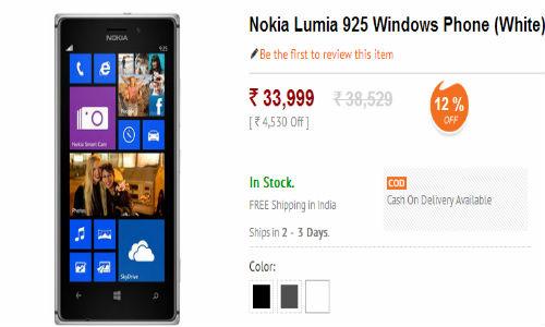 Lumia 925 Now Available, While Nokia Lumia 825 Leaks Ahead of Launch