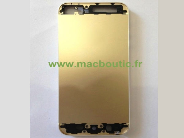 Apple iPhone 5S Golden Case