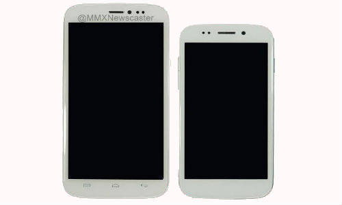 Micromax Canvas Doodle 2 Compared To Canvas 4 In Latest Picture Leak