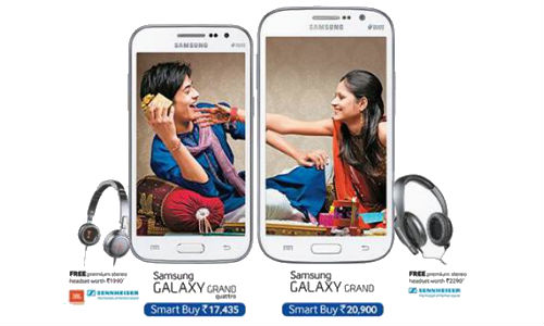 Samsung Offer: Free Sennheiser Headset with Select Galaxy Devices