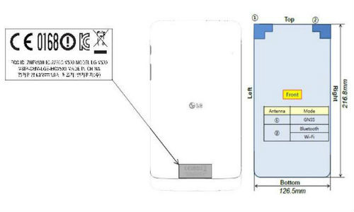 LG G Pad Spotted at the FCC: Tipped for IFA Berlin 2013 Launch