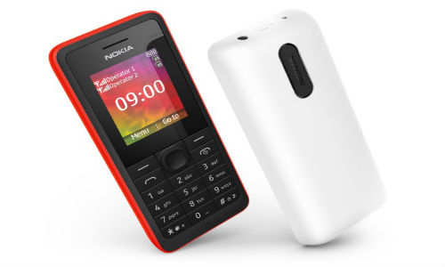 Nokia 106 and 107 Dual SIM: Budget Handsets Unveiled With Long Battery