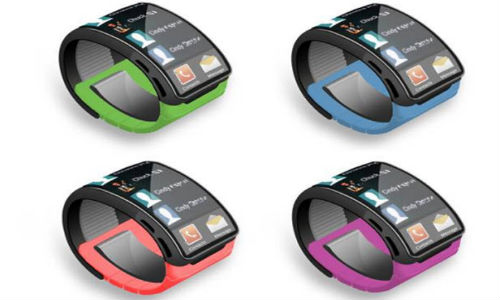 Samsung Galaxy Gear To Be Available In Multiple Color Options