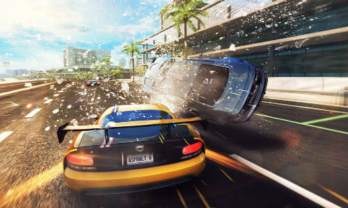 Asphalt 8: Airborne Now Up For Android and iOS Devices At Rs 55