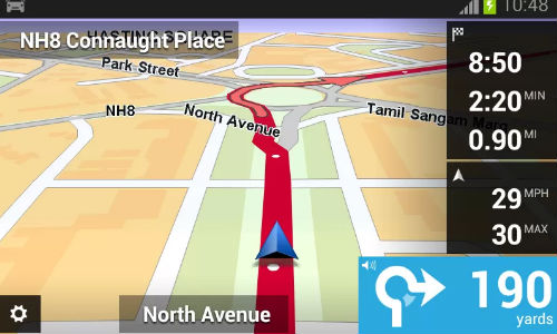 TomTom India Navigation App with 9 Indian Language Support Launched