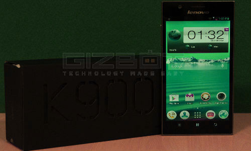 Exclusive: Lenovo K900 32GB Variant To Launch in India This Diwali