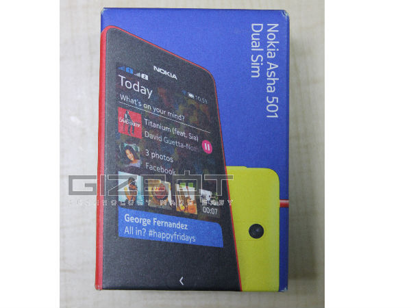 Nokia Asha 501 Dual SIM Hands On Review : Stylish Budget Phone
