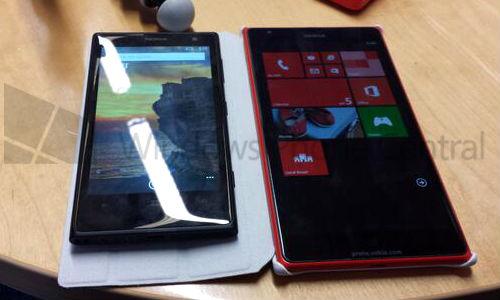 Nokia Lumia 1520 aka Bandit Image Leak Update