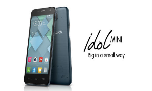 Alcatel OneTouch Idol S and Idol Mini Get Listed on Company Website