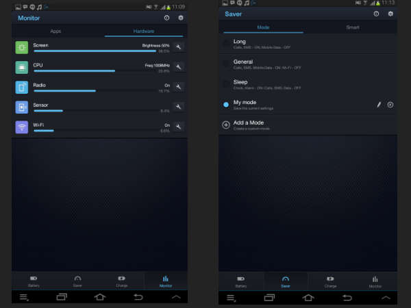 Du Battery Saver App: Easy User Interface and Max Battery Optimization
