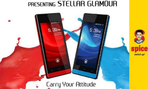 Spice Smart Flo Space and Stellar Glamour Officially Launched