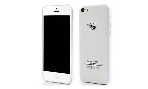 GooPhone Prepping iPhone 5C Clone At Dirt Cheap Price