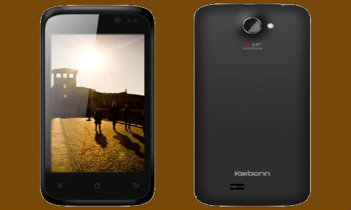 Karbonn A8 Launches Online At Rs 6,189: