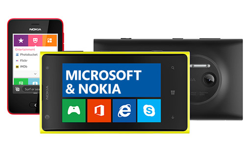 Microsoft Buying Nokia's Services and Devices Units