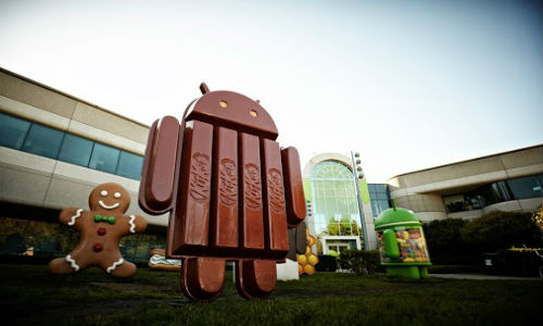 Android 4.4 KitKat Is The Next Version of Google OS