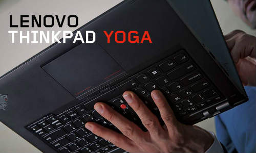 Lenovo ThinkPad Yoga Launched With A Rugged Convertible 12.5 Inch Corn