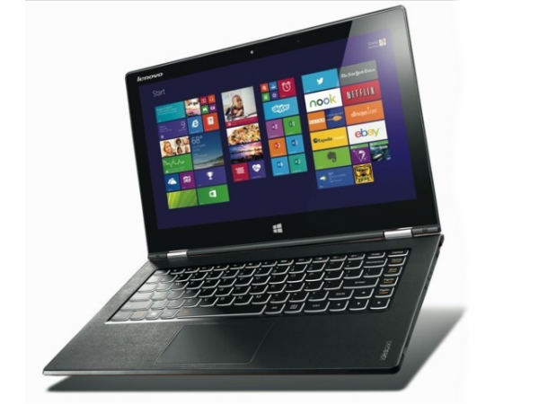 Lenovo Launches Yoga 2 At IFA 2013