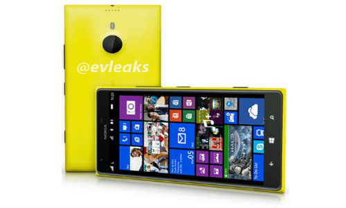 Nokia Lumia 1520  : Alleged Press Shot Reveals Monster Full HD Display