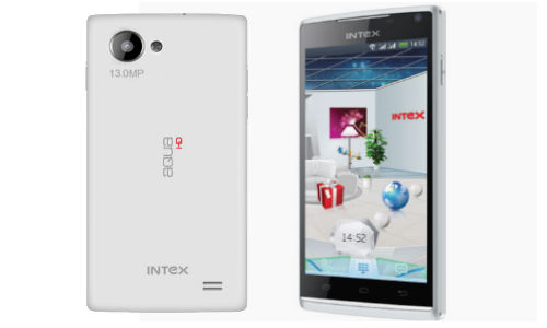 Intex Aqua HD Launched At Rs 15,900 Featuring Quad Core CPU