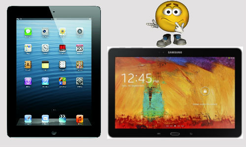 Samsung Galaxy Note 10.1: Can It Dwarf Apple iPad 4 Sales?