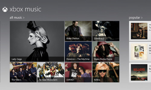 Microsoft's Xbox music service available for free to non-windows users