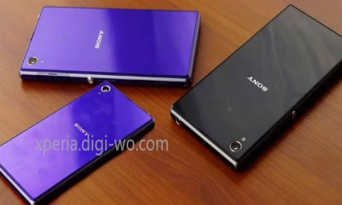 Sony Xperia Z1 Mini Latest Leak Suggests Same G Lens in 20.7 MP Camera