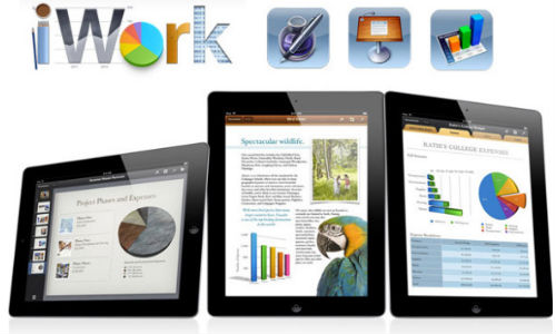 Apple Makes iWork App Free for New iOS Devices
