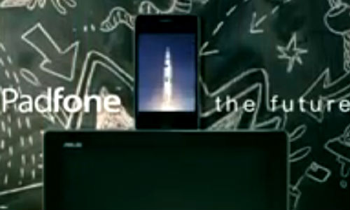 Asus Video Teaser Up in YouTube Showing Padfone Infinity [Specs]