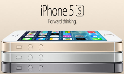 Apple iPhone 5S Launched With Better Camera, Fingerprint Sensor And A7