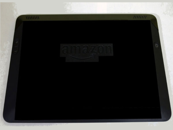 Amazon Kindle Fire HD 2 Leaked: Back Profile
