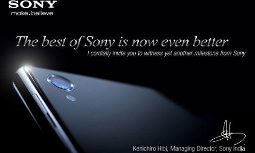 Sony Xperia Z1 India Launch Event Scheduled for September 18