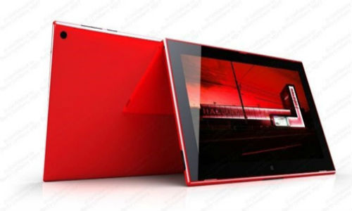 Nokia : Fresh Press Shot of Upcoming Windows RT Powered Tablet Appears