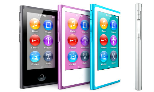Apple Introduces New Space Gray Colored iPods