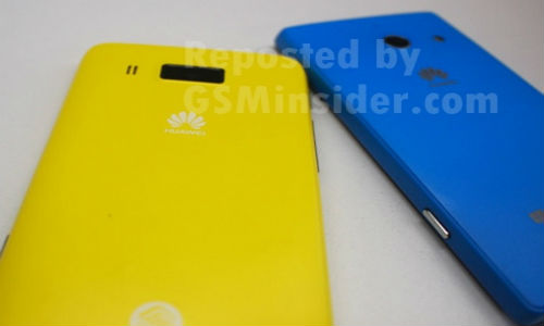Huawei Ascend W3: Mid-End WP8 Smartphone Coming Early Next Year