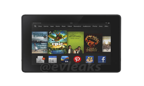 Amazon Kindle Fire 2 : New Press Shot Leak Reveals Early Release Date