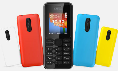 Nokia 108 Dual SIM, Budget Friendly, Camera Phone Announced in India