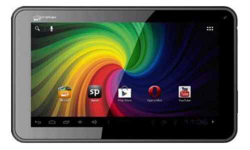 Micromax Funbook P255: A Budget Friendly Tablet Launched At Rs 4,899