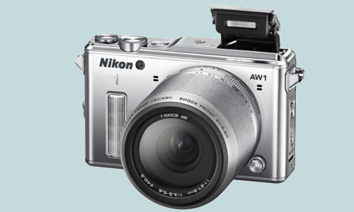 Nikon 1AW1: World's First Waterproof Digital Interchangeable Camera