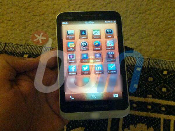 BlackBerry C-Series Smartphone Spotted Online