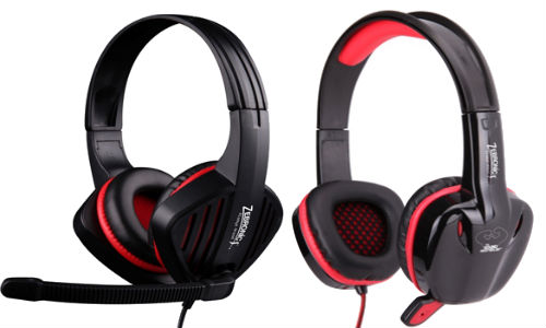 Zebronics Launched 4 Headphones with 7.1 Surround Sound