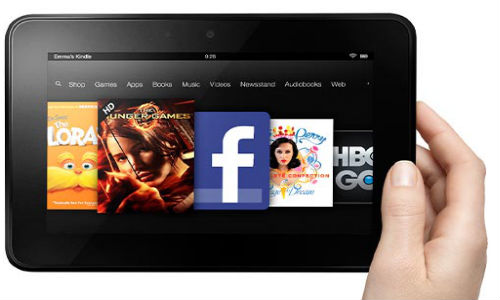 Amazon Cuts Down the Price of Kindle Fire HD 7 Prior to the Launch