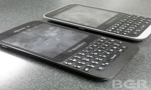 BlackBerry Kopi : Low Cost Variant of Q5 Leaked