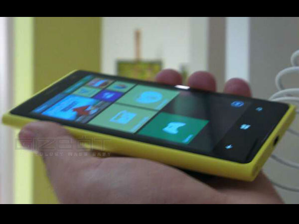 Nokia Lumia 1020 To Go On Sale In India On October 11th