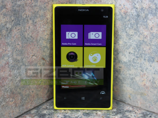 Nokia Lumia 1020 Hands on Review: First look