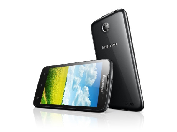 Lenovo A850 key specifications