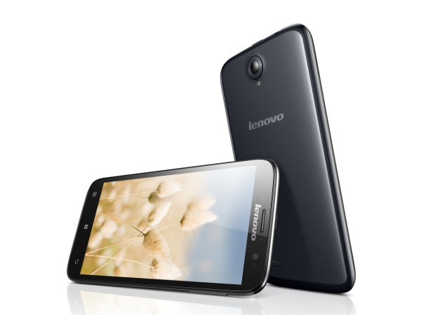 Lenovo A516 key specifications
